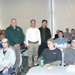 GAOI leaders provide training for SIU Edwardsville construction management class